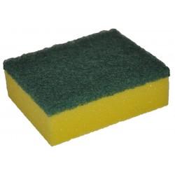 Sponge Scourer - Yellow &...