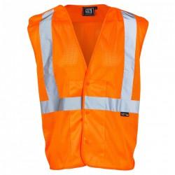 High Visibility Mesh Vest