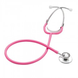Ruby Dual Head Stethoscope...