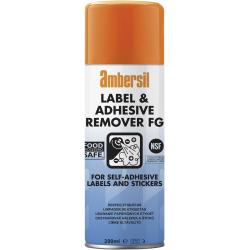 Ambersil Label & Adhesive...