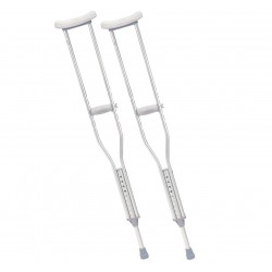 Aluminium Underarm Crutches