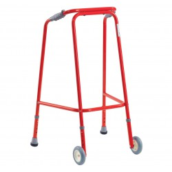 Red Walking Frame