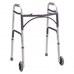 Folding Walking Frame With...