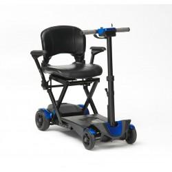 Steel Transit Wheelchair