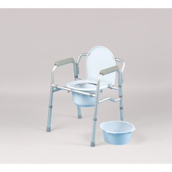 Folding Commode and Toilet...