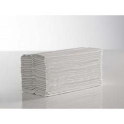 C-Fold White Hand Towel - 2...