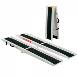 Folding Access Channel Ramp