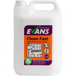 Evans Clean Fast Heavy Duty...
