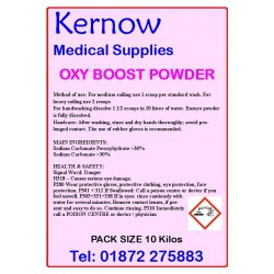 Oxy Boost Powder - 10kg